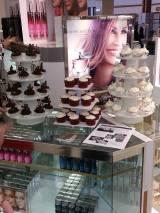Cosmetics and Cupcakes – Lancome Event for Carson Pirie Scott
